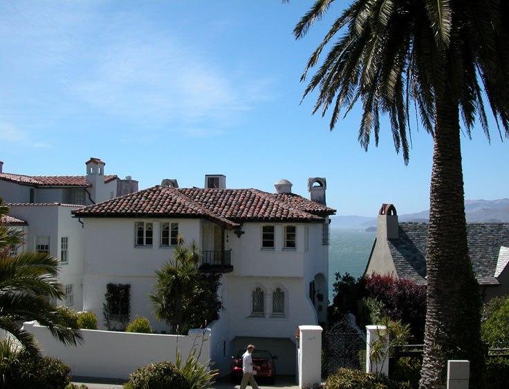 Tripp's house